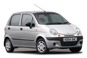 Daewoo Matiz vehicle image