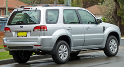 Vehicle pic Ford Escape 2009 on