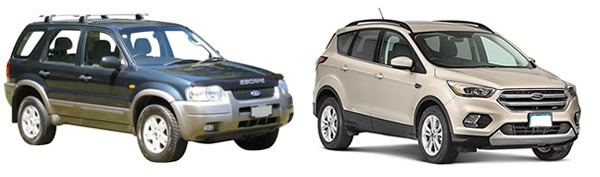 Ford Escape vehcile image