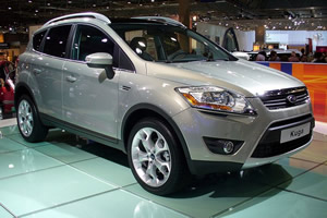 Ford Kuga vehicle image