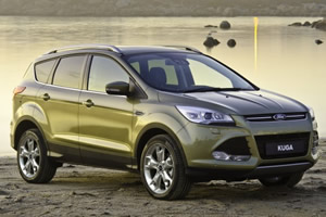 Ford Kuga Series 2 vehicle image