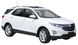 Holden Equinox vehicle pic