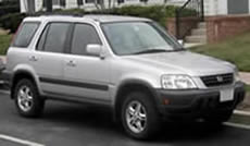 Vehicle pic Honda CRV series 1