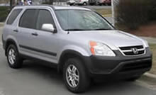 Honda CRV Series 2 vehicle pic