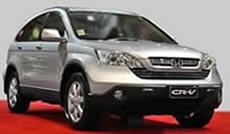 Honda CRV vehicle pic