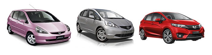 Honda Jazz Vehicle image