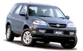 Honda MDX vehicle image