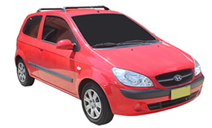 Hyundai Getz vehicle pick