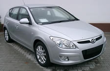 Hyundai i30 hatchback vehicle pic