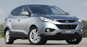Hyundai ix35 vehicle pic