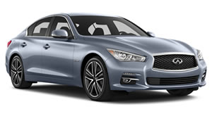 Infiniti Q50 vehicle image