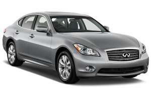 Infiniti Q70 vehicle image