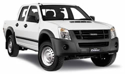 Isuzu D-Max vehicle image