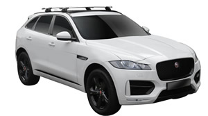 Jaguar F-Pace vehicle image