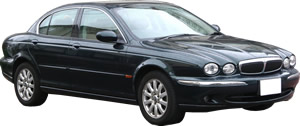 Jaguar X-Type vehicle image