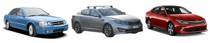 Kia Optima vehicle image