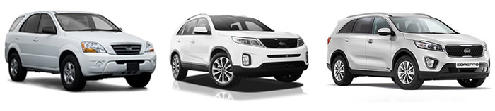 Kia Sorento vehicle pic