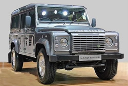 Landrover Defender 110 vehicle pic