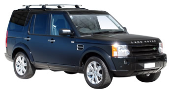 Landrover Discovery 4 roof racks vehicle image