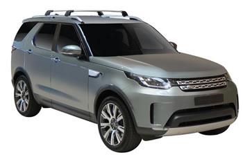 Landrover Discovery 5 roof racks vehicle image