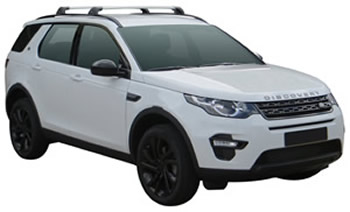 Landrover Discovery Sport roof racks vehicle image