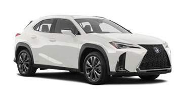 Roof Racks Lexus UX vehicle image