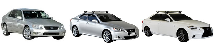 Lexus IS vehicle image