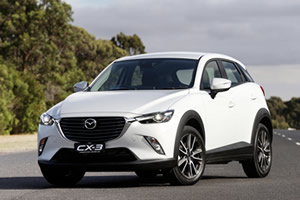 Mazda CX5 vehicle image
