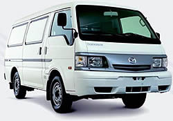 Mazda E-Series Van vehicle pic