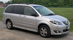 Mazda MPV vehicle image