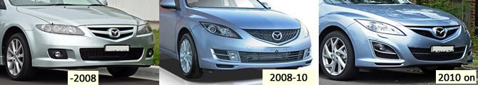 Mazda 6 vehicle image