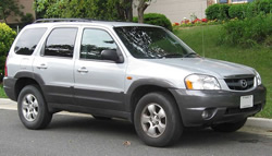 Mazda Tribute vehicle image