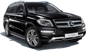 Mercedes GL vehicle image
