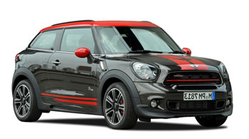 Mini Paceman vehicle pic
