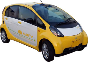 Mitsubishi i-MiEV vehicle pic