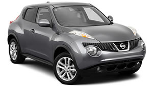 Nissan Juke vehicle image