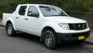 Nissan Navara D40 vehicle image