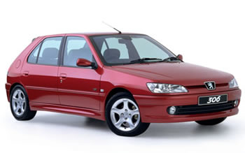 Peugeot 306 vehicle image
