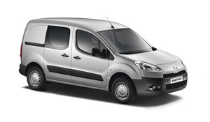 Peugeot Partner vehicle image