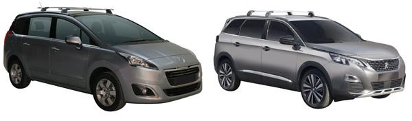 Peugeot 5008 vehicle image