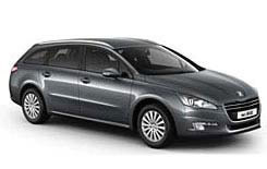 Roof Racks Peugeot 508 vehicle image
