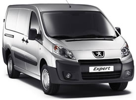 Peugeot Expert vehicle image