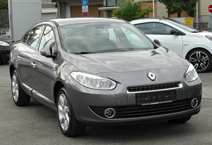 Renault Fluence vehicle pic