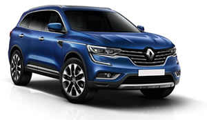 Renault Koleos vehicle image