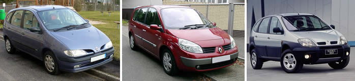 Renault Scenic vehicle image
