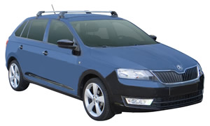 Skoda Rapid vehicle pic