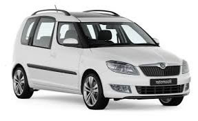 Skoda Roomster vehicle image