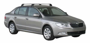 Skoda Superb vehicle image