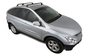 Ssangyong Actyon vehicle image