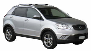 SsangYong Korando vehicle image